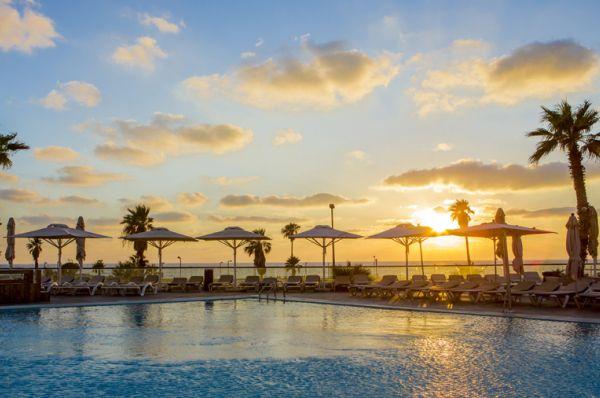 מלון 5 כוכבים דיוויד אינטרקונטיננטל בתל-אביב והמרכז