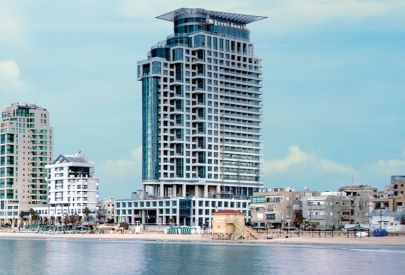 гостиница люкс  Isrotel Royal Beach в Тель Авив