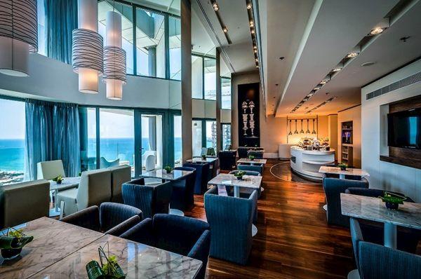 בית מלון דלוקס ישרוטל רויאל ביץ תל-אביב והמרכז