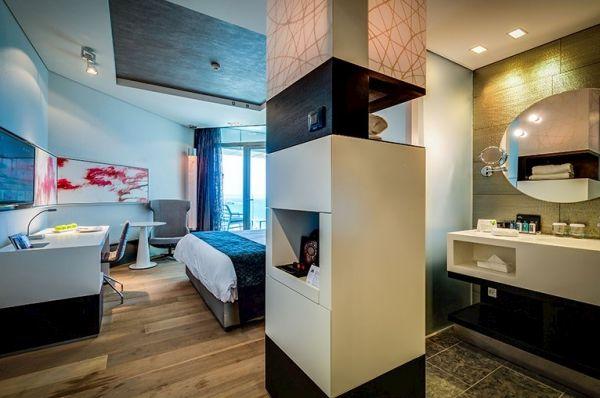 מלון דה לוקס ישרוטל רויאל ביץ תל-אביב והמרכז - בלוויסטה