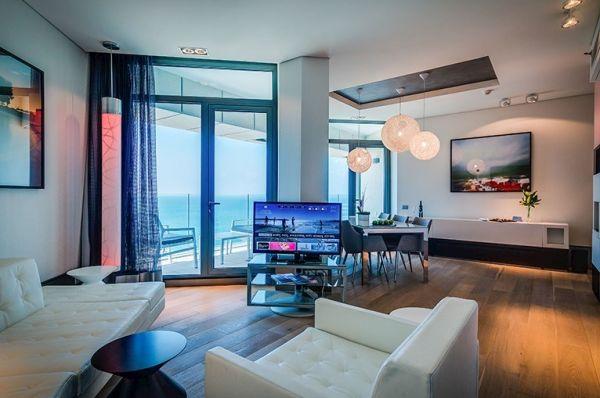 מלון 5 כוכבים ישרוטל רויאל ביץ בתל-אביב והמרכז - רויאל סוויטה אקזקיוטיב