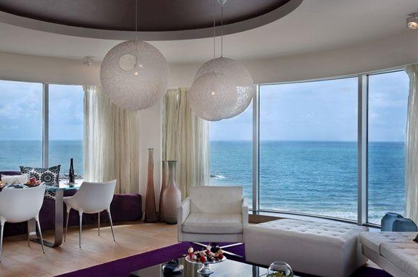 מלון יוקרתי ישרוטל רויאל ביץ תל-אביב והמרכז - סוויטה נשיאותית