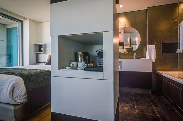 מלון יוקרתי ישרוטל רויאל ביץ בתל-אביב והמרכז - סטודיו