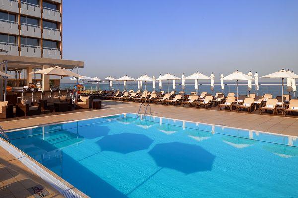 гостиница люкс  Шератон ТА энд Тауэрс в Тель Авив