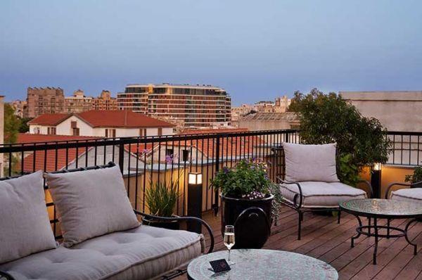 בית מלון יוקרתי דריסקו תל-אביב והמרכז