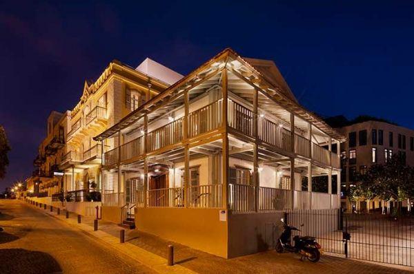 בית מלון דריסקו 5 כוכבים בתל-אביב והמרכז