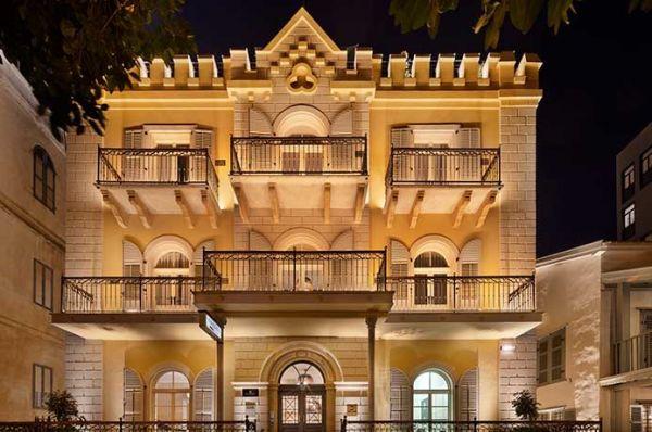 люкс отель  Дриско Тель Авив