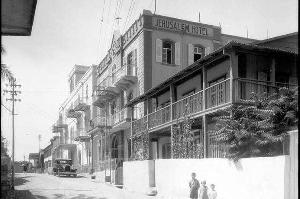 מלון דה לוקס דריסקו