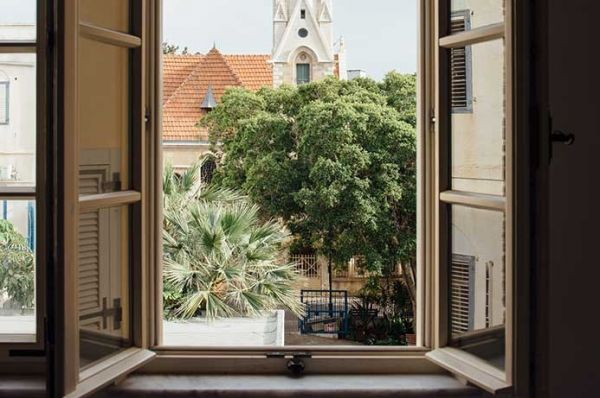 отель люкс  Дриско Тель Авив