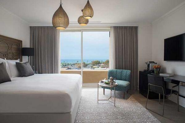 מלון יוקרה דריסקו תל-אביב והמרכז
