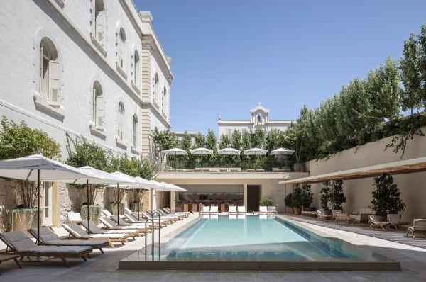 מלון יוקרתי The Jaffa
