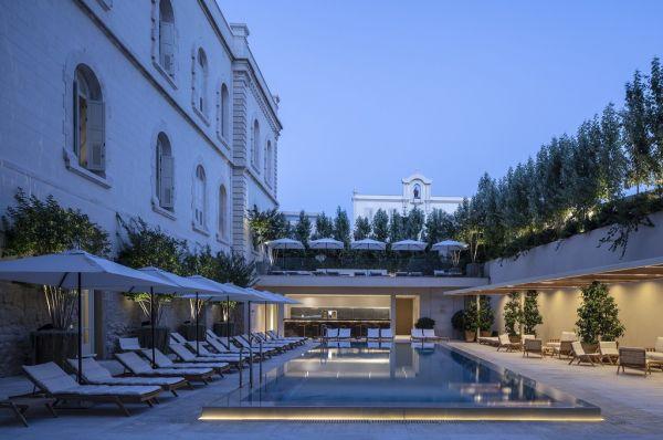 מלון 5 כוכבים The Jaffa תל-אביב והמרכז