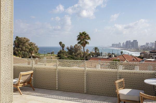 מלון יוקרתי The Jaffa בתל-אביב והמרכז