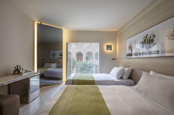 בית מלון יוקרתי The Jaffa תל-אביב והמרכז - חדר דלקס