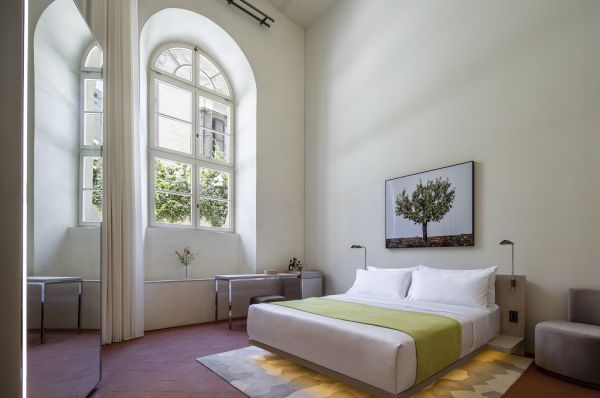 בית מלון The Jaffa 5 כוכבים בתל-אביב והמרכז - חדר דלקס בבניין היסטורי