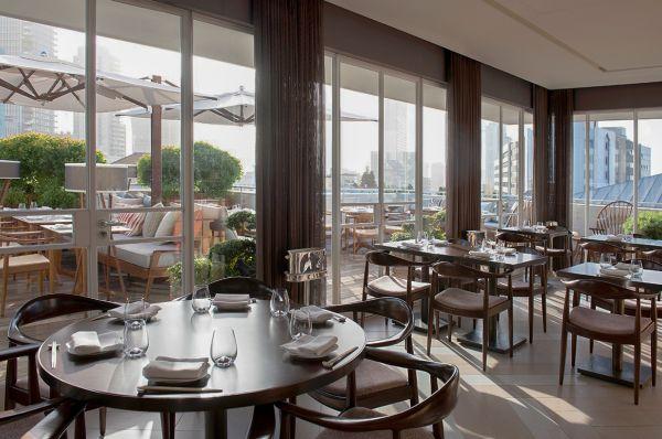 בית מלון דה נורמן 5 כוכבים תל-אביב והמרכז
