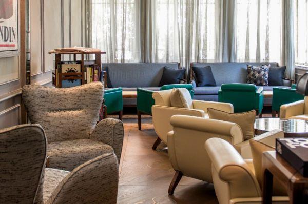 בית מלון יוקרתי דה נורמן בתל-אביב והמרכז