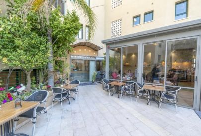 בית מלון תל-אביב והמרכז מרגוזה