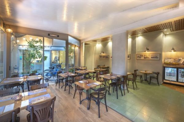 отель Маргоза Тель Авив