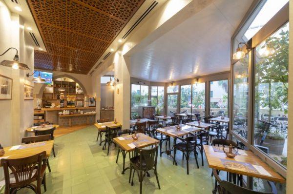 гостиница Маргоза Тель Авив