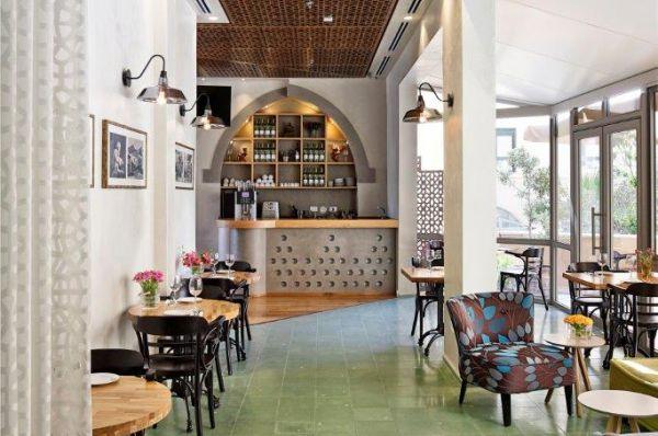 בית מלון מרגוזה ב תל-אביב והמרכז
