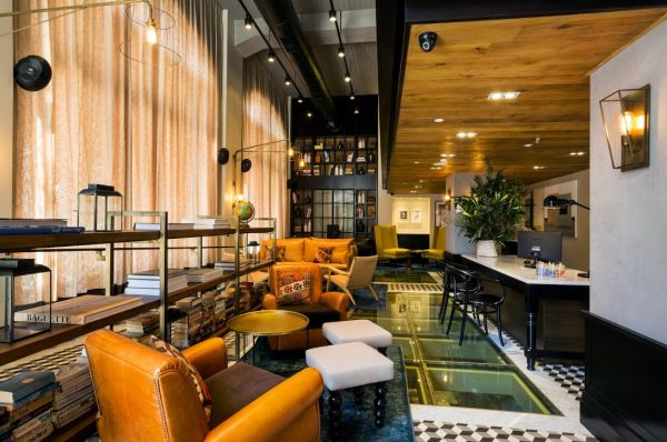 בית מלון מרקט האוס ב תל-אביב והמרכז