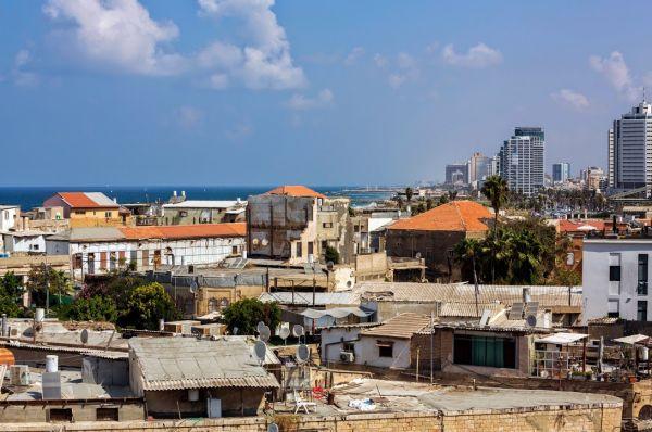 בית מלון תל-אביב והמרכז מרקט האוס