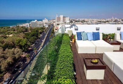 отель Melody Тель Авив