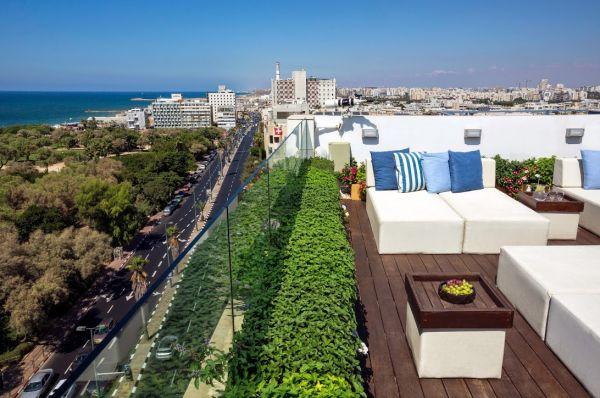 гостиница в  Тель Авив Мелоди