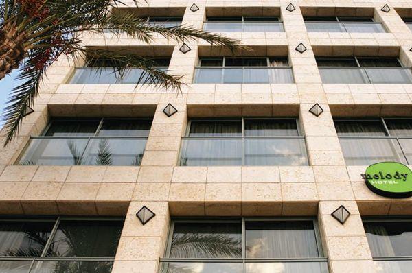 בית מלון מלודי תל-אביב והמרכז