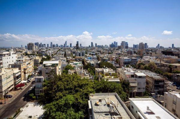 בית מלון מלודי בתל-אביב והמרכז