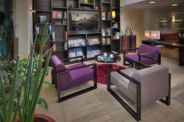 בית מלון מרקיור ב תל-אביב והמרכז