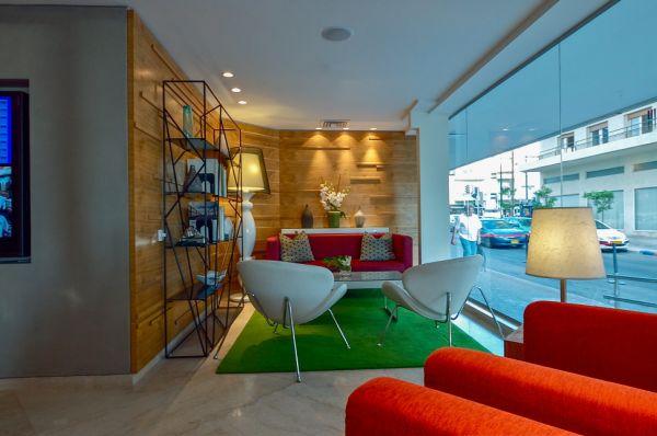 בית מלון מטרופוליטן בתל-אביב והמרכז