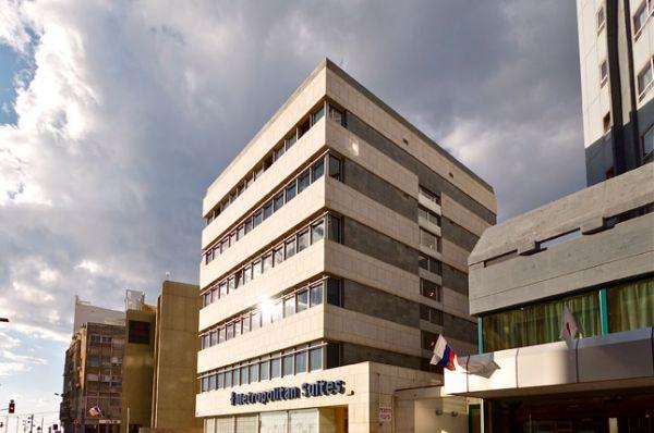 בית מלון תל-אביב והמרכז מטרופוליטן סוויטס