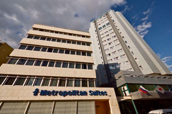 בית מלון מטרופוליטן סוויטס בתל-אביב והמרכז