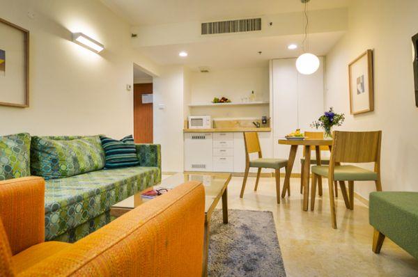 בית מלון מטרופוליטן סוויטס תל-אביב והמרכז