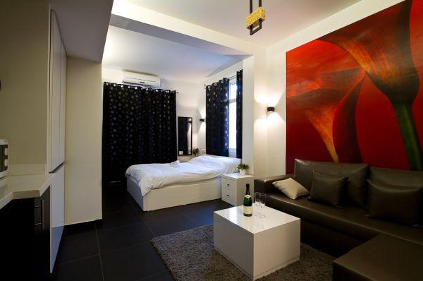 בית מלון מונטיפיורי 27 ב תל-אביב והמרכז