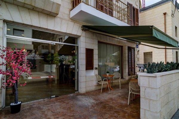 בית מלון נס הוטל ב תל-אביב והמרכז