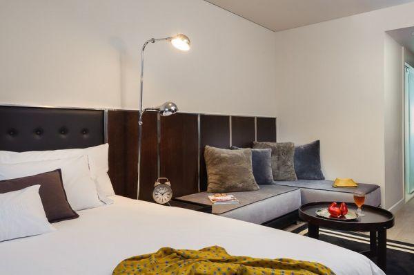 בית מלון ניקס ב תל-אביב והמרכז - חדר דלקס עם מטבחון