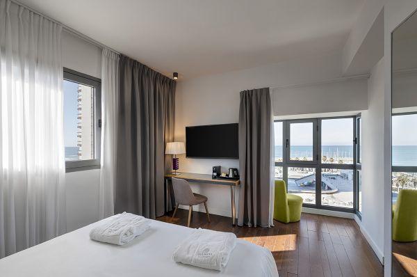 בית מלון אולימפיה תל-אביב והמרכז