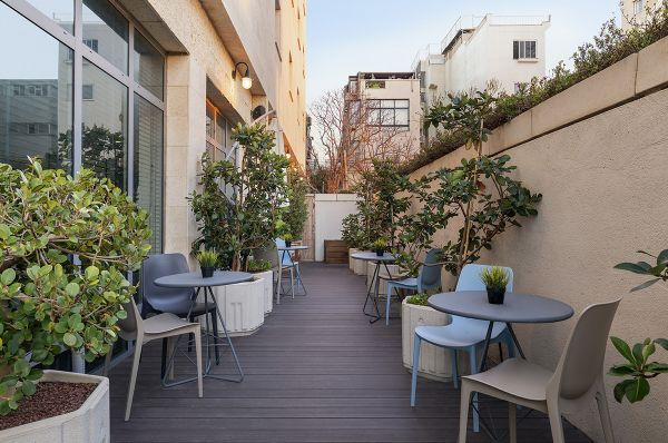 בית מלון אולימפיה בתל-אביב והמרכז