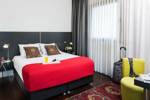 בית מלון אולימפיה תל-אביב והמרכז - דלקס פונה לים