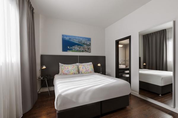 בית מלון תל-אביב והמרכז אולימפיה - סטנדרט