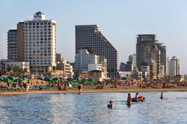 בית מלון אורכידאה בתל-אביב והמרכז