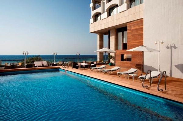 בית מלון תל-אביב והמרכז אורכידאה
