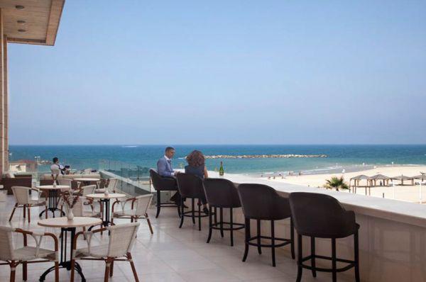 гостиница Парк Плаза Орхид Тель Авив
