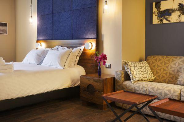 בית מלון פורט אנד בלו