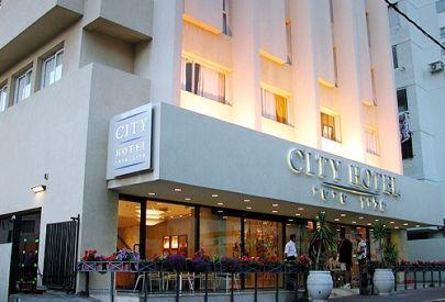 בית מלון פרימה סיטי ב תל-אביב והמרכז
