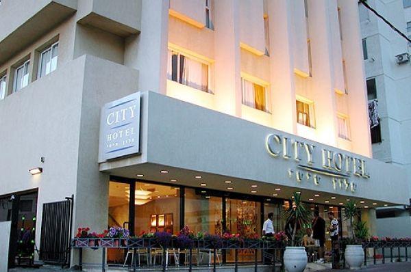 בית מלון פרימה סיטי תל-אביב והמרכז