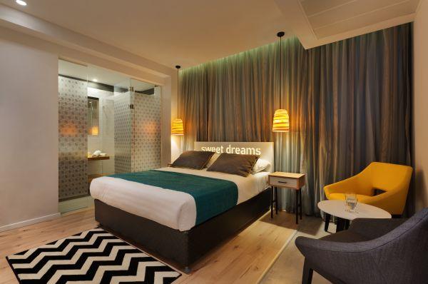בית מלון פרימה סיטי - חדר דלקס